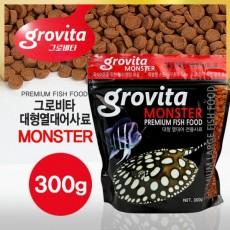 그로비타 대형어사료 (300g)